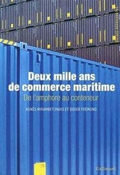 Livres Couvertures de Deux Mille Ans De Commerce Maritime