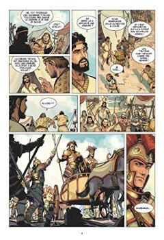 Livres Couvertures de L'Iliade - Tome 03: La Chute de Troie