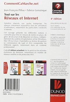 Livres Couvertures de Tout sur les réseaux et Internet - 4e éd.