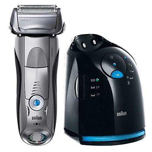 Braun Series 7 799cc-7 Elektrischer Rasierer Wet & Dry, Elektrorasierer Herren, Bart...