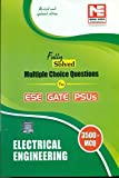 3500+ MCQ Electrical Engineering Fully Solved MCQ for ESE GATE PSUs