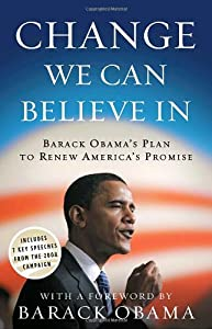 "Cover of ""Change We Can Believe In: Barac..."