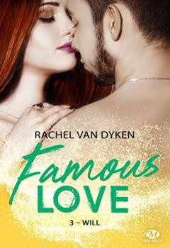 Livres Couvertures de Will: Famous Love, T3