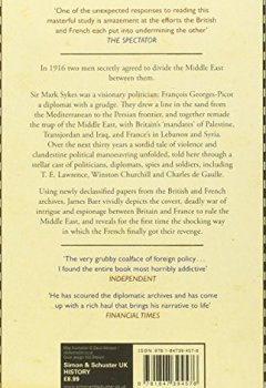 Livres Couvertures de A Line in the Sand: Britain, France and the struggle that shaped the Middle East