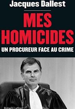 Livres Couvertures de Mes homicides