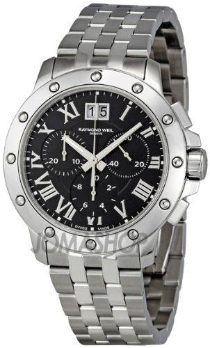 Raymond Weil Tango Chronograph Mens Watch 4899-ST-00208