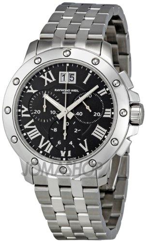 Raymond Weil Tango Chronograph Mens Watch 4899-ST-00208