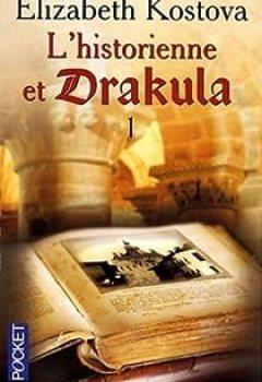 Livres Couvertures de L'Historienne Et Drakula, Tome 1