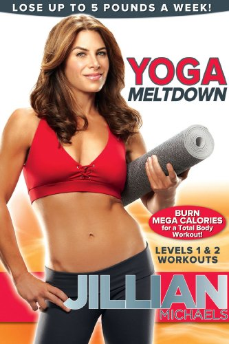 Jillian Michaels Yoga Meltdown Level 1