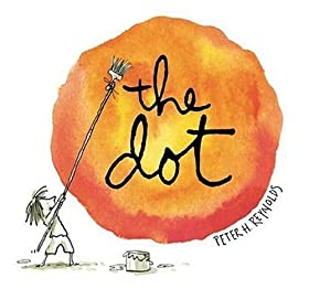 "Cover of ""The Dot (Irma S and James H Bla..."