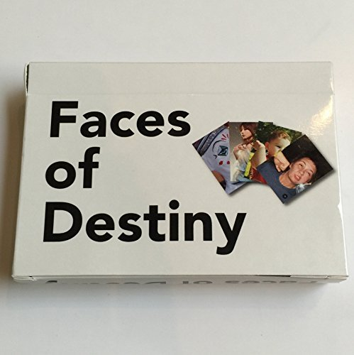 Faces of Destiny: An Unauthorized Visual Explosion Pack of White Cards