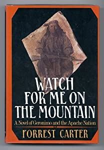 "Cover of ""Watch for me on the mountain"""