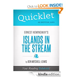 Amazon.com: Quicklet on Ernest Hemingway's Islands in the ...