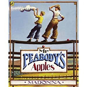 Mr Peabody's Apples (Puffin Picture Story Books)