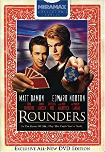 "Cover of ""Rounders (Collector's Edition)&..."