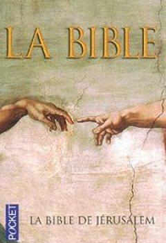 Livres Couvertures de La Bible De Jérusalem