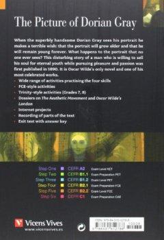 Livres Couvertures de The Picture Of Dorian Gray+cd N/e