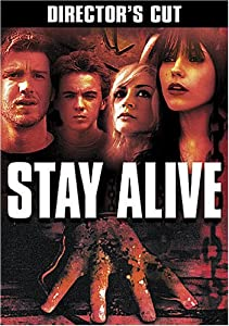 """Cover of """"Stay Alive - The Director's Cut..."""