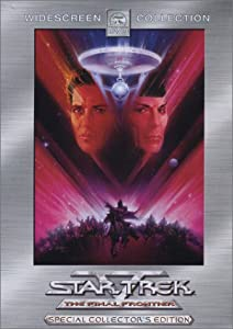 "Cover of ""Star Trek V - The Final Frontie..."