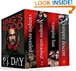 King's Blood: A Vampire Serial Novel...