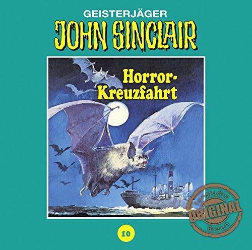 John Sinclair (10) Die Horror-Kreuzfahrt (Teil 2/2) (Jason Dark) Tonstudio Braun / Lübbe Audio 2016