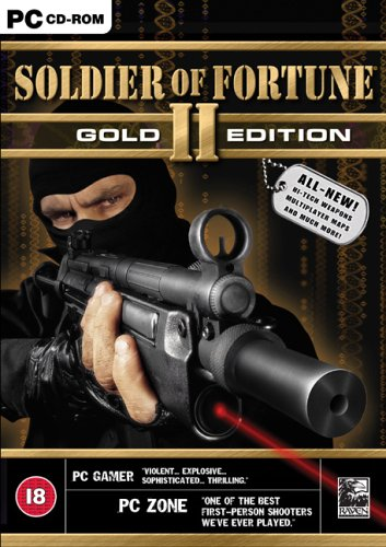 Soldier of Fortune 2: Gold Edition [PC] - Front Cover