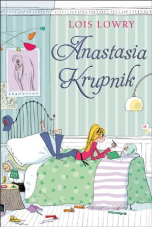 Anastasia Krupnik by Lois Lowry | Featured Book of the Day | wearewordnerds.com