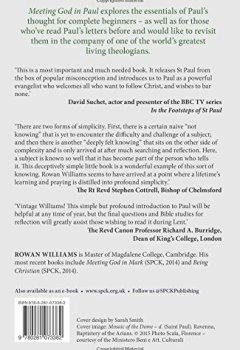 Livres Couvertures de Meeting God in Paul