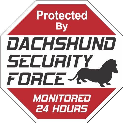 Dachshund Dog Yard Sign