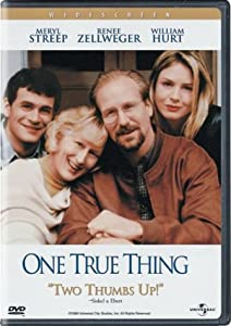 "Cover of ""One True Thing"""
