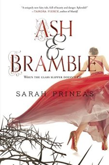 Ash & Bramble by Sarah Prineas| wearewordnerds.com