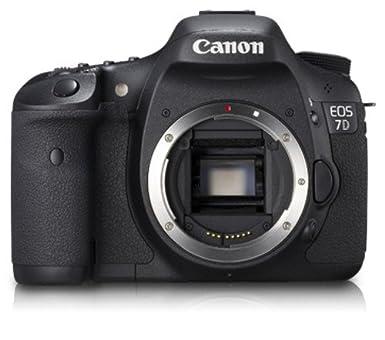The Canon EOS 7D