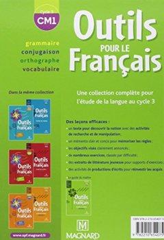 Telecharger Livre Gratuit Outils Pour Le Francais Cm1 Pdf
