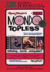 "Cover of ""Russ Meyer's Mondo Topless"""