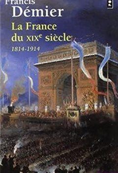 Livres Couvertures de La France Du XIXe, 1814 1914