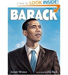 Barack by Jonah Winter