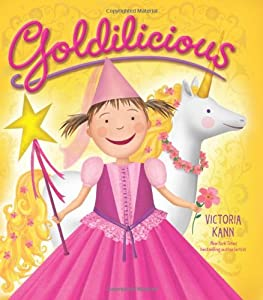 "Cover of ""Goldilicious (Pinkalicious)"""