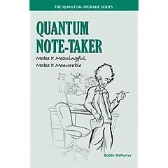 Quantum Note-Taker