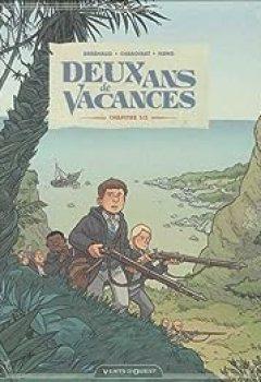 Livres Couvertures de Deux Ans De Vacances, Tome 1