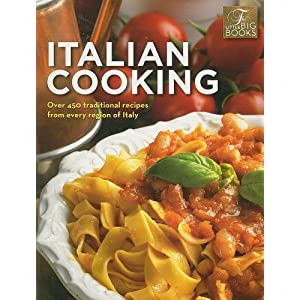 The Little Big Italian Cookbook: The Bite Size Cook Book That Comes Stuffed with Ideas (Little Big Book of . . . Series)