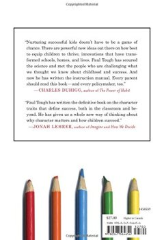 Livres Couvertures de How Children Succeed: Grit, Curiosity, and the Hidden Power of Character