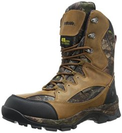 Northside Men's Renegade 400 Hunting Boot, Tan Camo, 11.5 M US