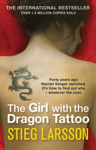 Book 5 - The Girl with the Dragon Tattoo