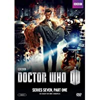 Doctor Who: Season Seven Part One Cover