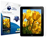 Tech Armor Apple New iPad 4, 3 & 2 HD Clear Screen Protector with Lifetime Replacement Warranty [2-Pack] - Retail Packaging