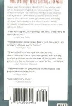 Livres Couvertures de Neuromancer
