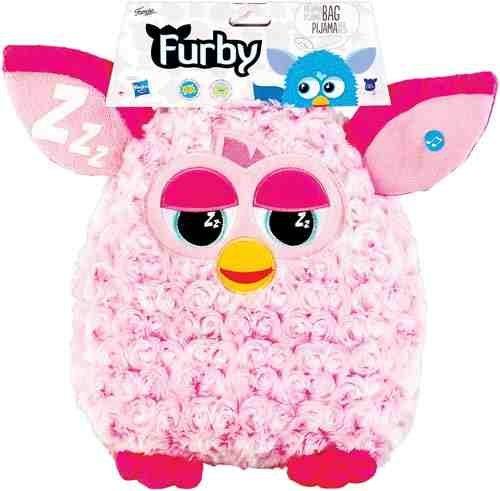 Furby Glow In The Dark Pyjama Bag With Sound