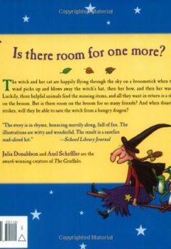 Livres Couvertures de Room on the Broom