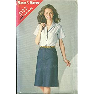 Retro Butterick '47 Is ALMOST Done! (2/3)