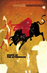 "Cover of ""Death in the Afternoon"""